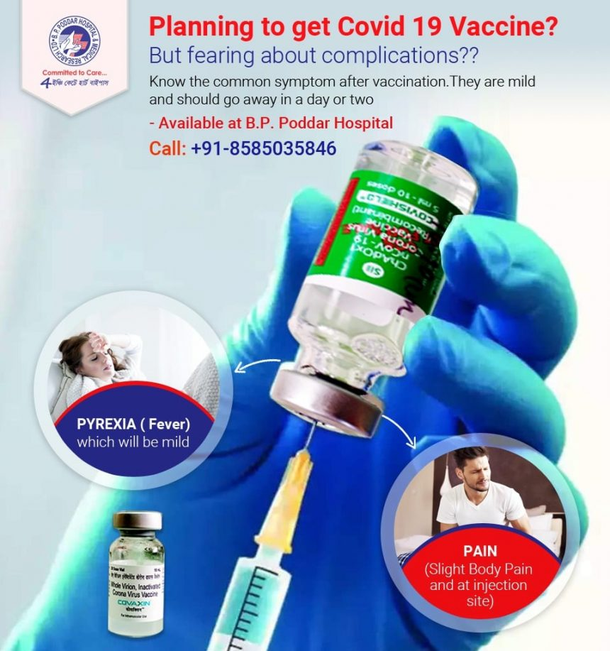 Planning to Get Covid 19 Vaccine? Do not fear, know more
