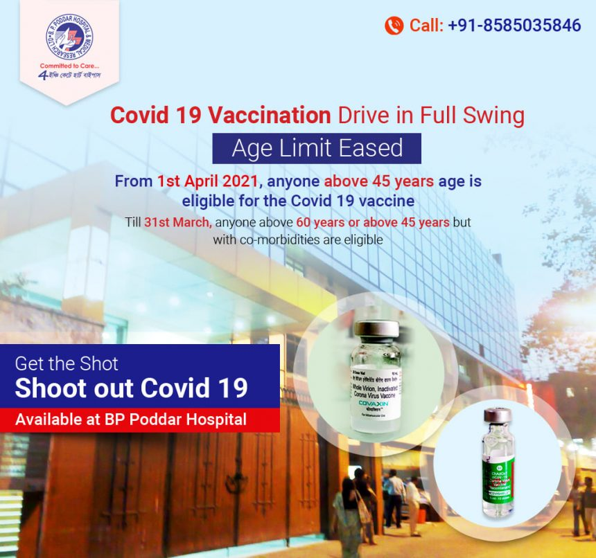 Covid 19 Vaccination Drive in Full Swing
