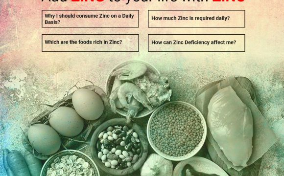 Add ZING to your life with ZINC