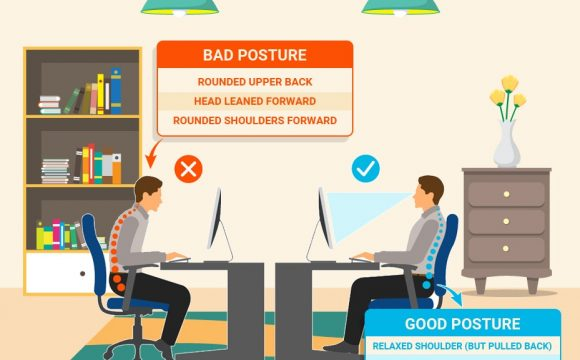 Sitting Posture- DOs and DONTs